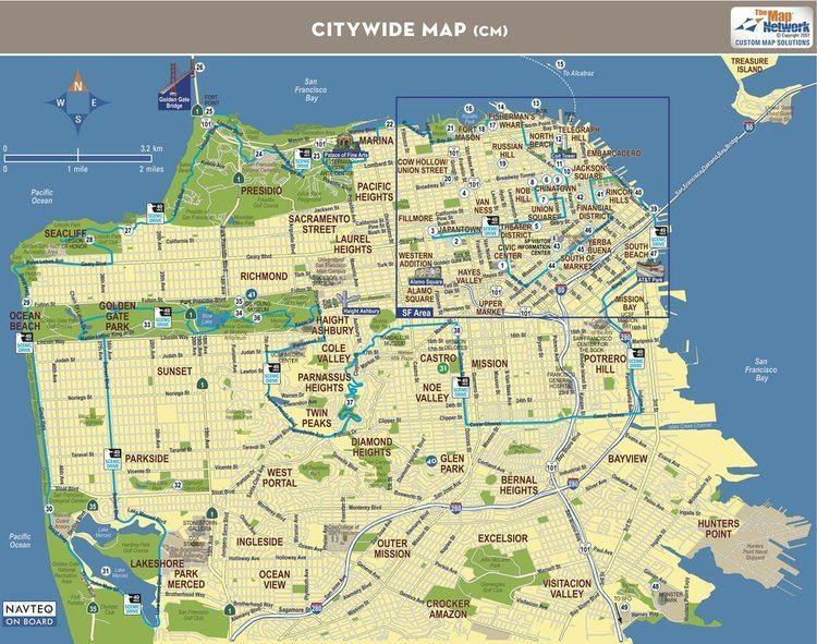 49-Mile Scenic Drive 49 Mile Scenic Drive Maplets