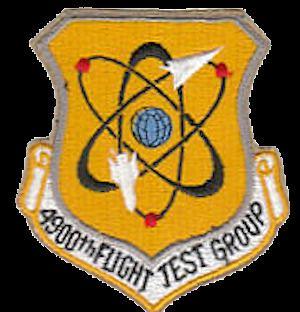 4900th Flight Test Group