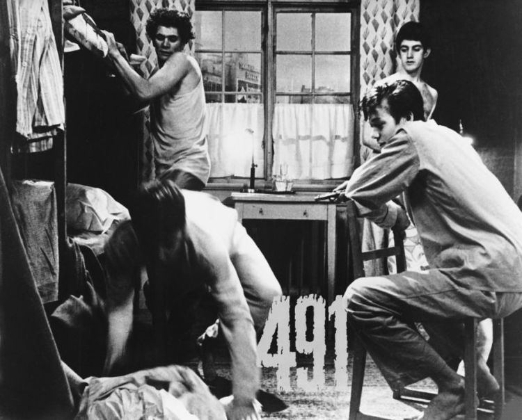 491 (film) 491 Bilder Cinemade