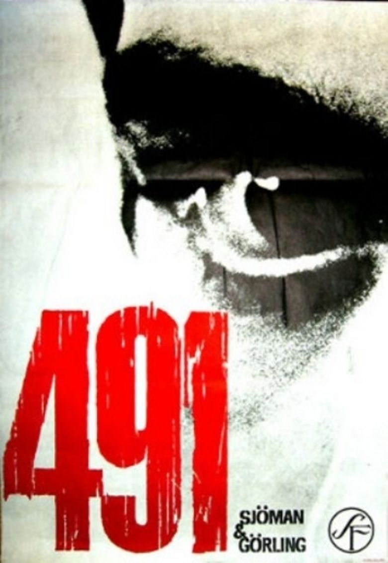 491 (film) movie poster