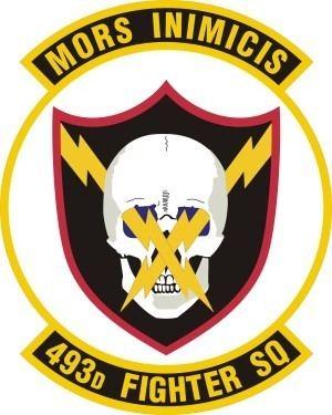493d Fighter Squadron