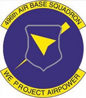 496th Air Base Squadron