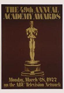 49th Academy Awards httpsuploadwikimediaorgwikipediaenthumb2