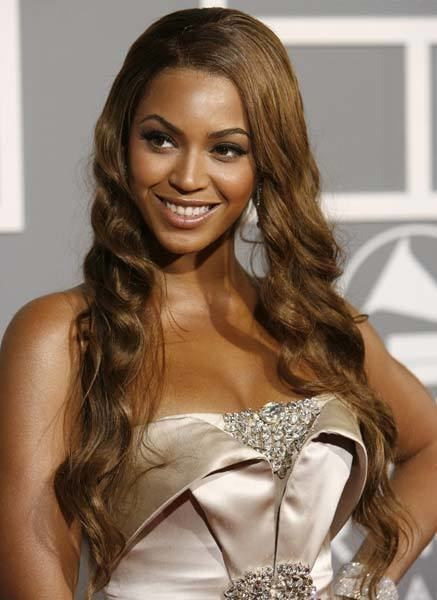 49th Annual Grammy Awards 49th Grammy Awards Beyonce arrives at the 49th Annual Grammy