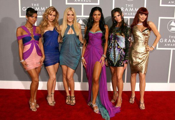 49th Annual Grammy Awards 49th Annual Grammy Awards Arrivals Pictures