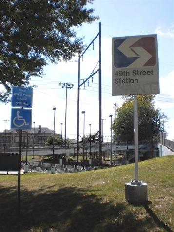 49th Street station (SEPTA Regional Rail)