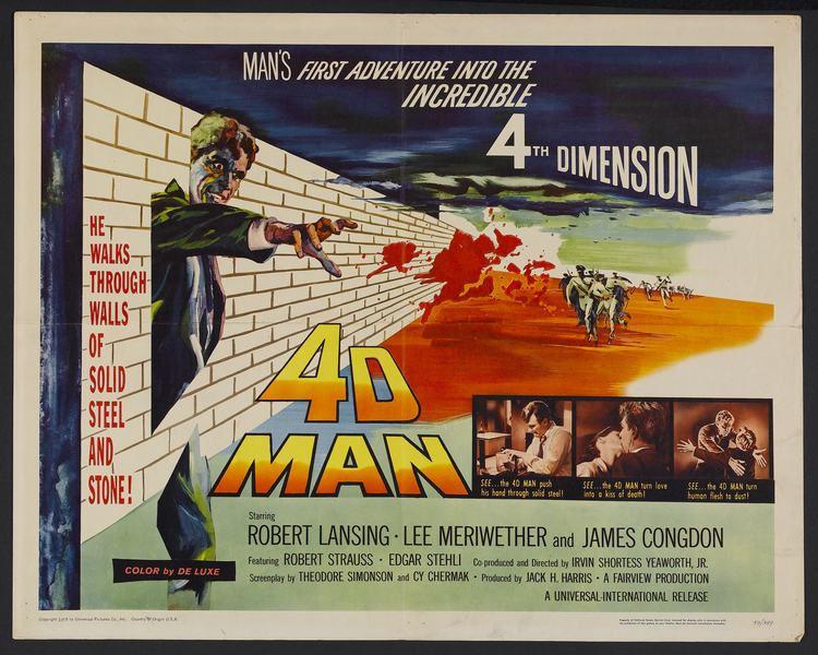 4D Man 4D Man 3 of 14