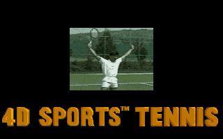 4D Sports Tennis wwwmyabandonwarecommediascreenshots094dspo