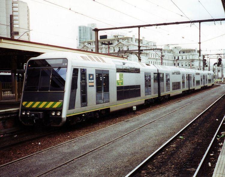 4D Train