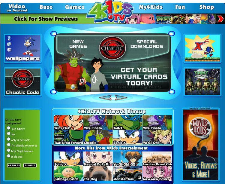 4Kids TV Bash Bang Productions Inc 4Kidstv