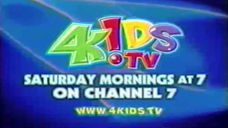 4Kids TV 4Kids TV Promo 2005 1080p HD YouTube