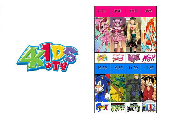 4Kids TV 4Kids TV Fall 2005 by OBRK on DeviantArt