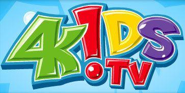 4Kids TV New 4Kidstv logo Robviously