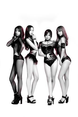 4L (band) 4L Four Ladies Profile Miss Kpop