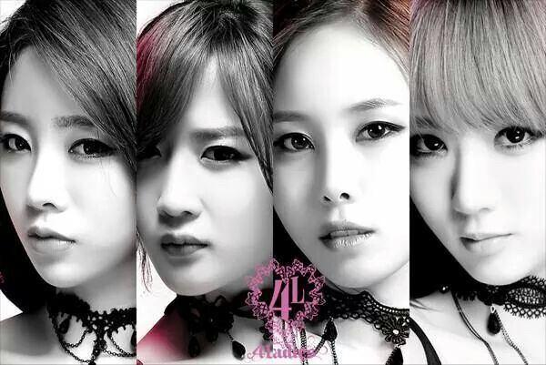4L (band) Underrated kpop band 4 ladies 4L 2 KPop Amino