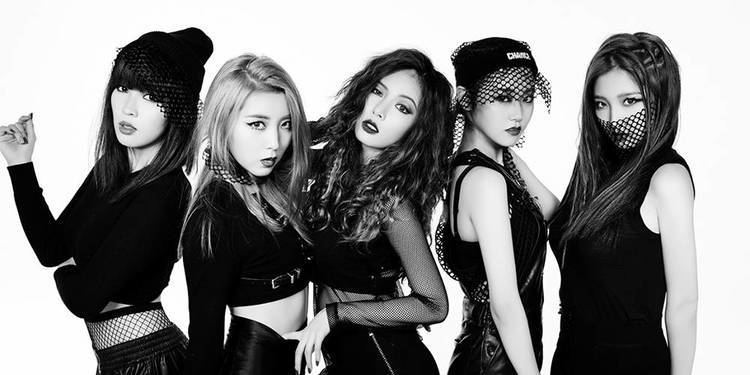 4Minute BREAKING 4minute disbands after 7 years HyunA renews contract