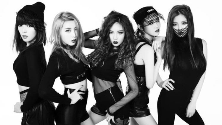 4Minute Breaking Is 4Minute Disbanding HyunA Renews Contract Others Still