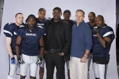 4th and Long Former Lions Footballer Set for Reality TV Debut TCNJ Magazine