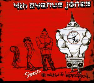 4th Avenue Jones The Holy Hip Hop DataBASE The ultimate online Christian Hiphop