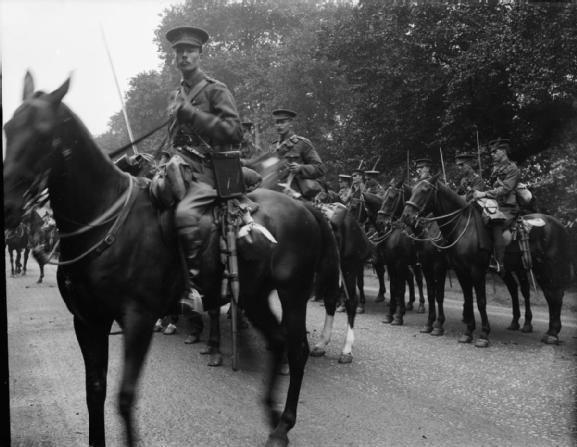 4th Cavalry Brigade (United Kingdom)