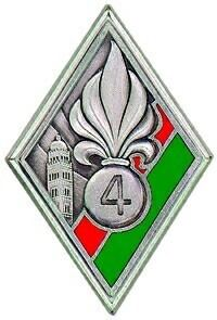 4th Foreign Regiment