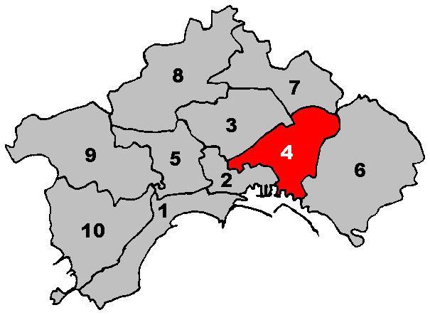 4th municipality of Naples