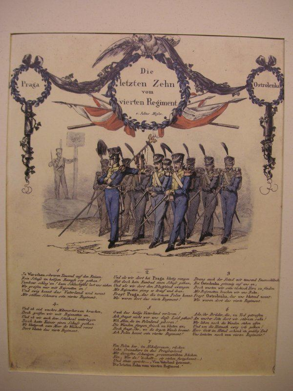 4th Regiment of Line Infantry