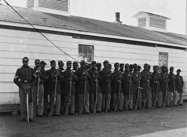 4th United States Colored Infantry Regiment