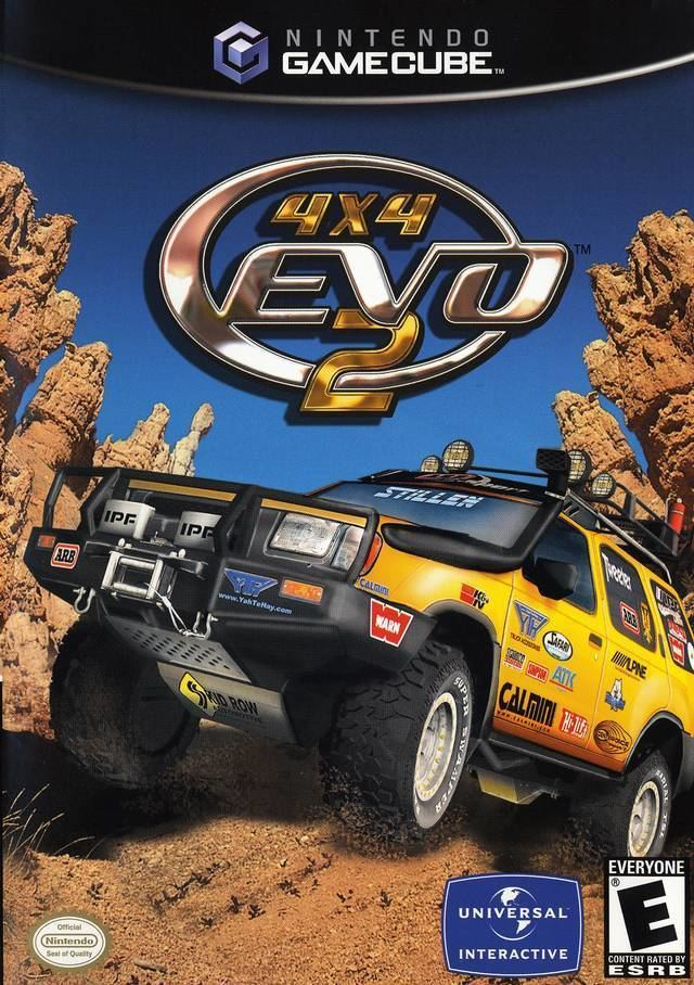 4x4 EVO 2 4x4 Evo 2 ISO lt GCN ISOs Emuparadise