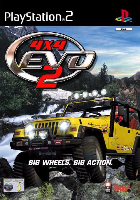 4x4 EVO 2 4X4 EVO 2 Box Shot for PlayStation 2 GameFAQs