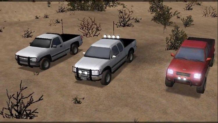4x4 EVO 2 4x4 Evo 2 One Lap at Tri Baja 250 PC YouTube