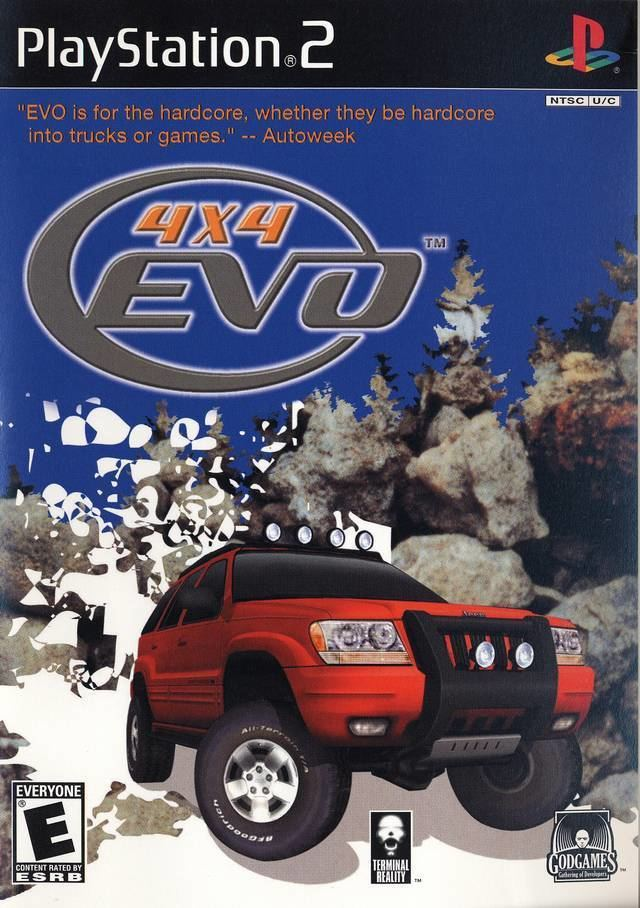 4x4 Evolution 4x4 Evolution Box Shot for PlayStation 2 GameFAQs