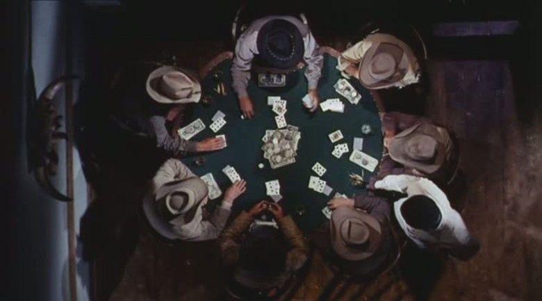 5 Card Stud movie scenes