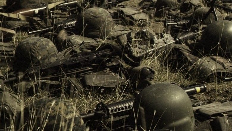 5 Days of War movie scenes