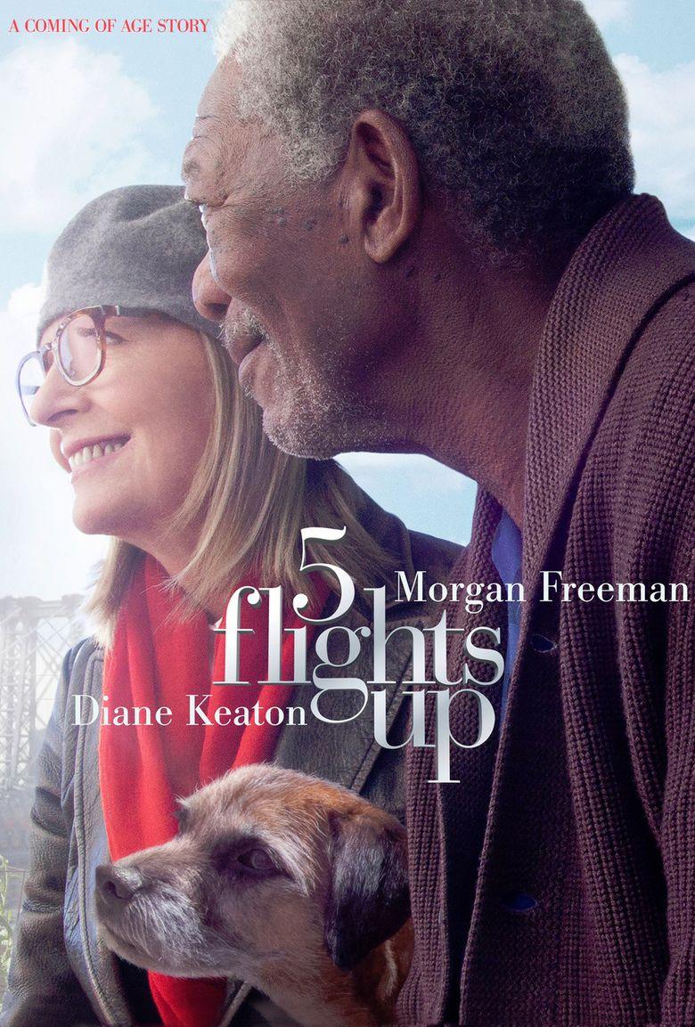 5 Flights Up (film) movie poster