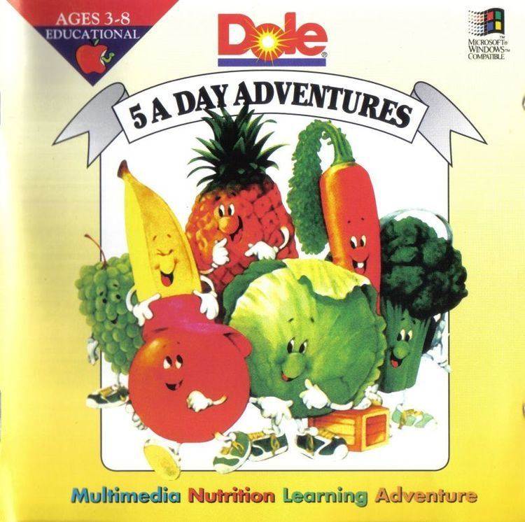 5 A Day Adventures wwwmobygamescomimagescoversl281331dole5a