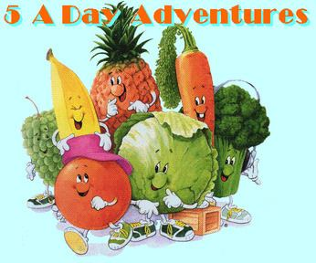 5 A Day Adventures 5 A Day Adventures Wikipedia