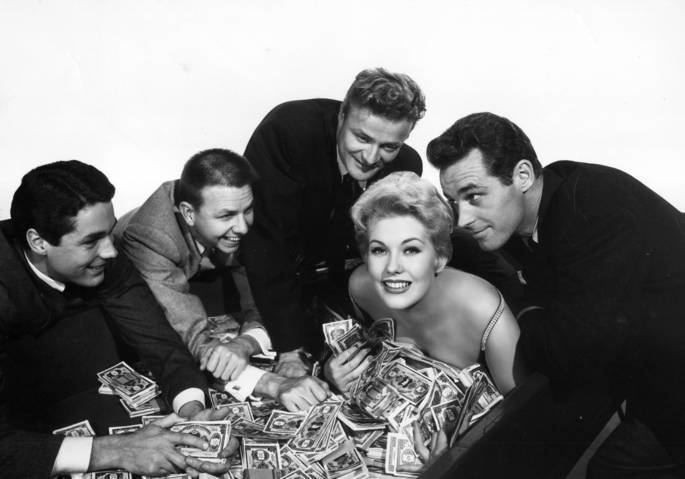 5 Against the House 5 Against the House 1955 Toronto Film Society Toronto Film Society