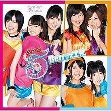 5 (Berryz Kobo album) httpsuploadwikimediaorgwikipediaenthumbd