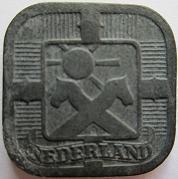 5 cents (World War II Dutch coin)