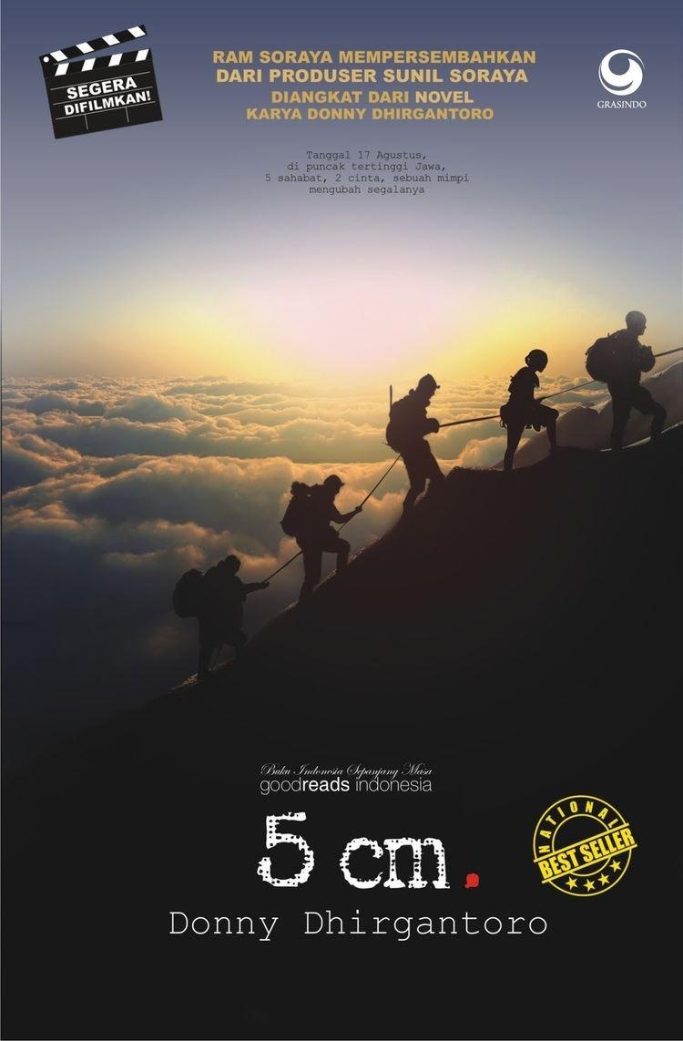 5 cm (film) Sinopsis Film 5cm dalam Bahasa Inggrls SISWA BLOG