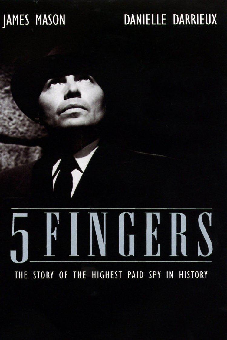 5 Fingers wwwgstaticcomtvthumbmovieposters5391p5391p