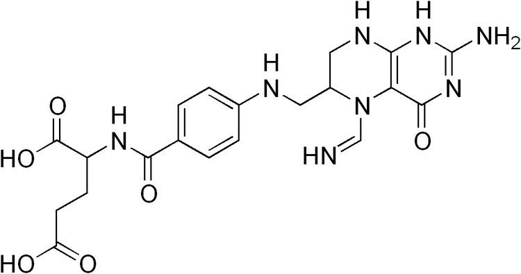 5-Formiminotetrahydrofolate