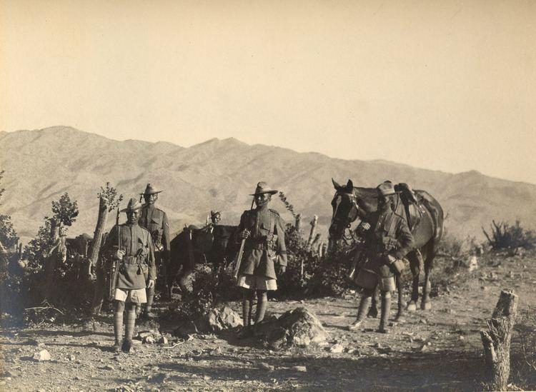5 Gorkha Rifles (Frontier Force)