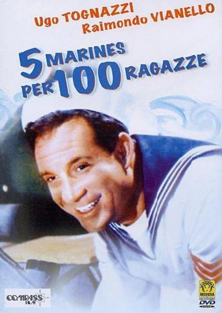 5 marines per 100 ragazze movie poster