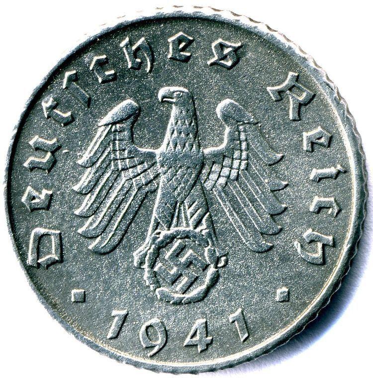 5 Reichspfennig (World War II German coin)