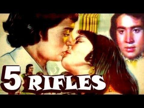 5 Rifles 5 RIFLES Super Hit Movie Full I IS Johar I Jr Rajesh khanna I