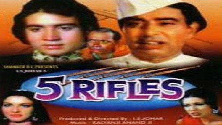 5 Rifles 5 Rifles Hindi Full Movie IS Johar Prafull Mishra Shahi
