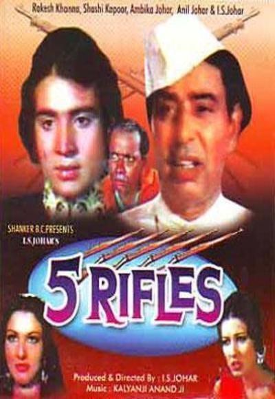 5 Rifles 5 Rifles 1974 Full Movie Watch Online Free Hindilinks4uto