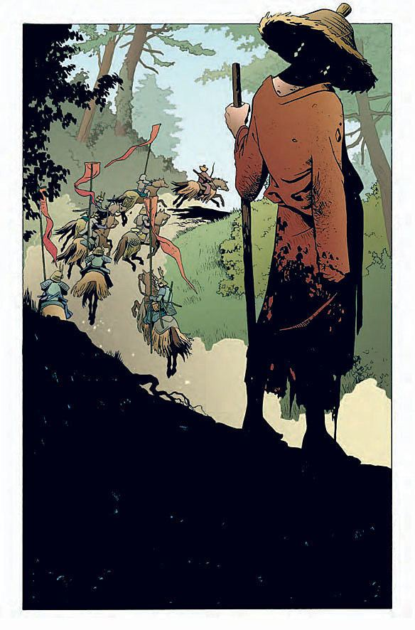 5 Ronin Preview 395 RONIN 5 Deadpool39 Exclusive